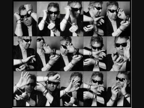 Serge Gainsbourg - Je Suis Venu Te Dire Que Je Men Vais