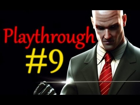 Hitman Absolution - Playthrough #9 [PT-BR]