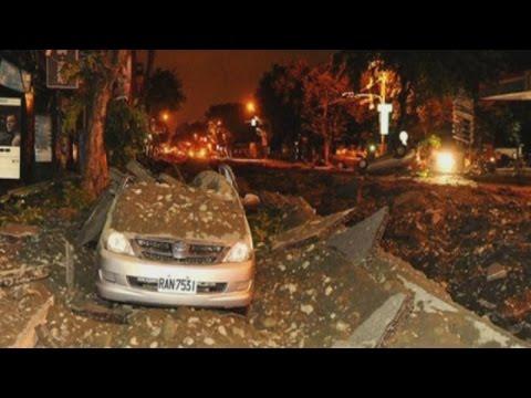 Taiwan gas explosion kills 24, injures 271