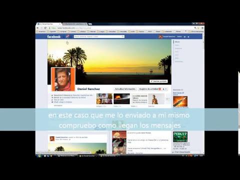 Como Enviar Mensajes a Usuarios de Facebook Estando Bloqueados