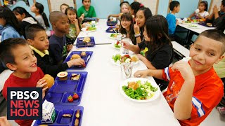 How Trump's USDA wants to change rules around school nutrition