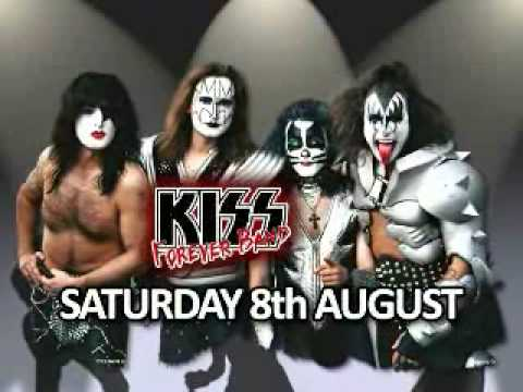 The Malta Rock Festival™ - 8th August - Kiss Forever Band