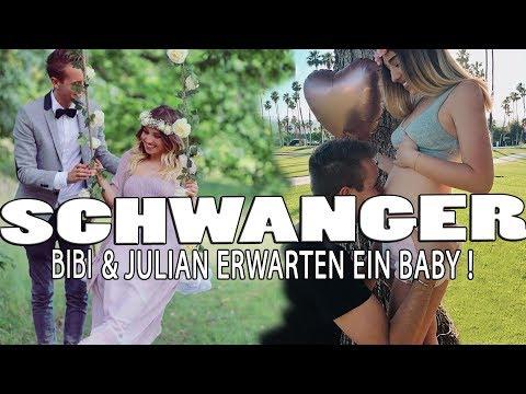 Wow: BIBI ist Schwanger | JULIAN & BIBISBEAUTYPALACE erwarten ein Baby !