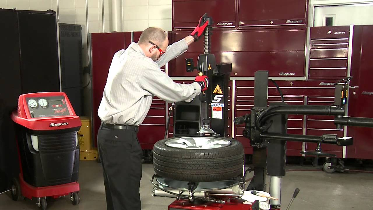 Eewh326a Premium 2 Speed Tilt Back Tire Changer Snap On