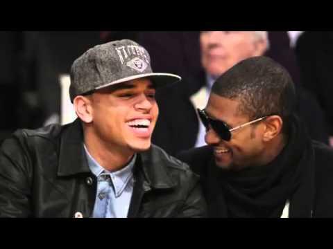 Music: Usher Ft. Chris Brown – 'All Falls Down'