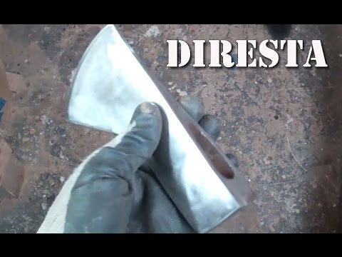 DiResta Axe Handle