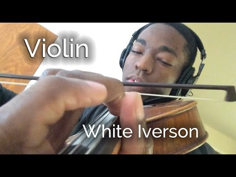 Post Malone - White Iverson (Violin by Eric Stanley)
