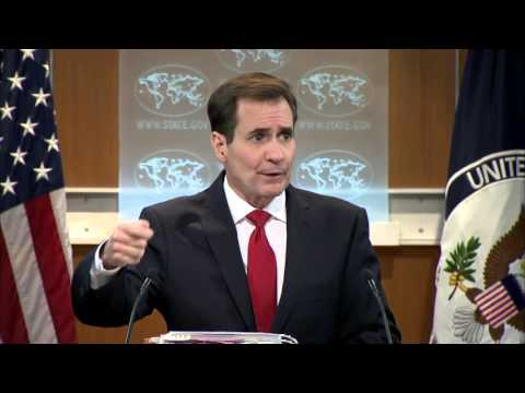Daily Press Briefing - January 15, 2016