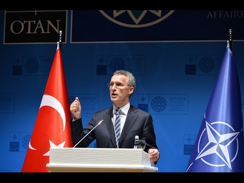 NATO Secretary General - Press Conference, Foreign Ministers Meeting, 13 MAY 2015 - Part 1/2