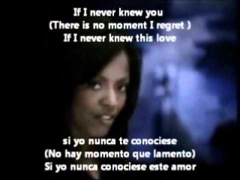 If I Never Knew You - Si nunca te conociese.Jon Secada - Shanice...