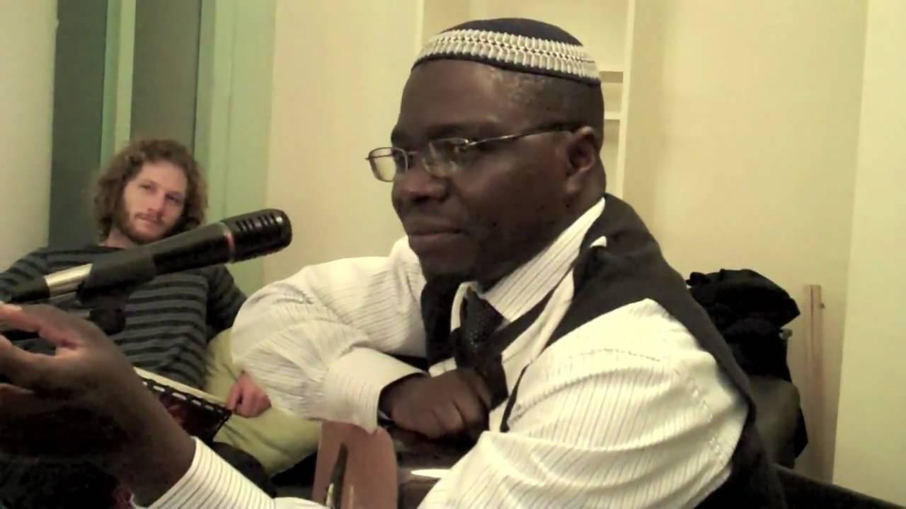Gershom Sizomu Rabbi Rabbi Gershom Sizomu on