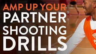 Amp Up Your Partner Shooting Drills   Practice Drill   PGC Basketball