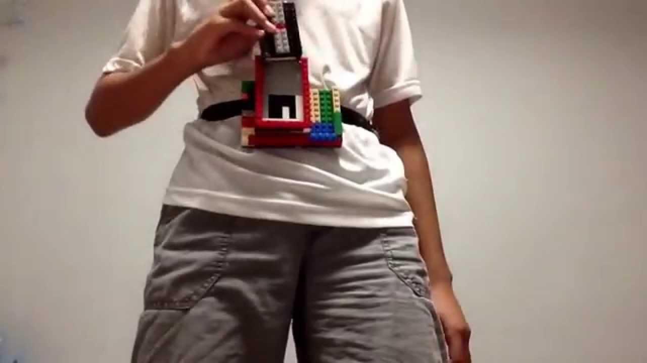 Kamen Rider Faiz Belt Papercraft Lego Kamen Rider 555 Belt