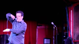 Andy Kindler at Laff Hole