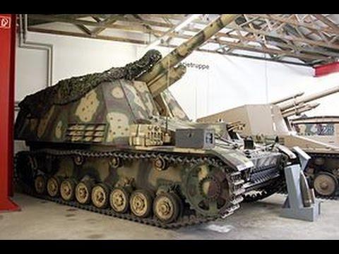 Самоходная артиллерия (часть 2)