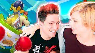 JUNTOS HASTA EL FINAL | New Super Mario Bros U