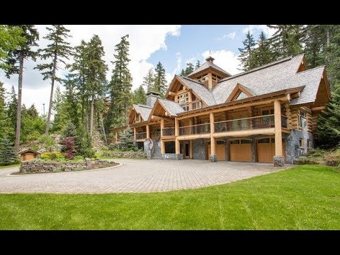 West Vancouver Waterfront and The Ultimate Whistler Cabin