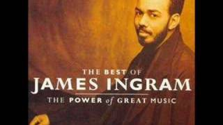 Watch James Ingram Where Did My Heart Go video