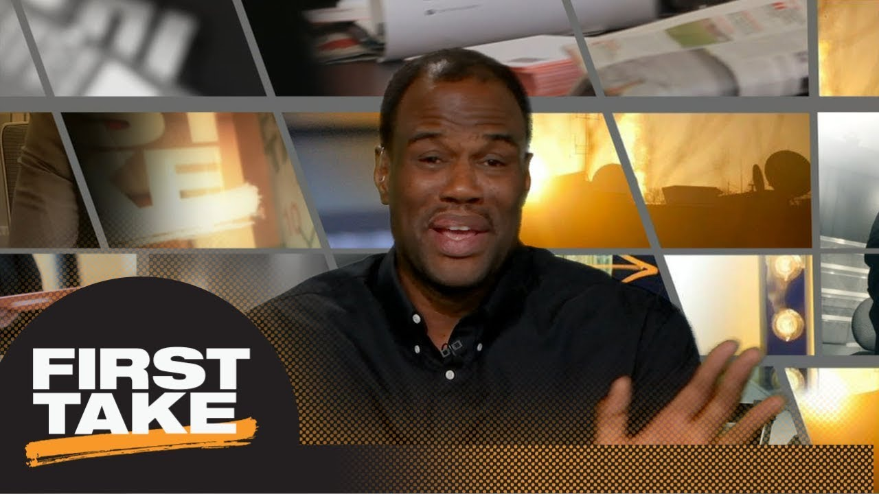 David Robinson on Kawhi Leonard, LeBron James and the 2018 NBA draft | First Take | ESPN