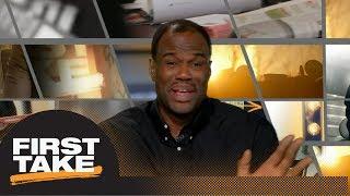 David Robinson on Kawhi Leonard, LeBron James and the 2018 NBA draft   First Take   ESPN