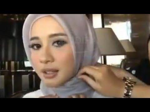 Hijab Tutorial Paris Segi Empat Modern dan Simple Ala Laudya Cynthia Bella l Trend Hijab 2018