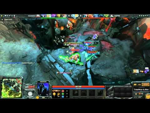 The Alliance vs Team Empire Game 2  joinDOTA Masters Grand Final  TobiWanDOTA RyuUboruZDotA