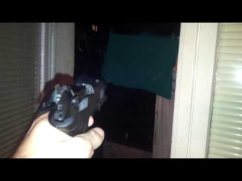 Bruni Mod p4 9mm Shooting