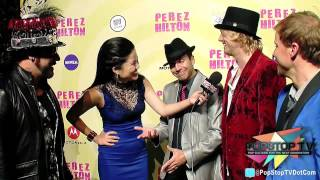 Backstreet Boys 2012 INTERVIEW! New Music