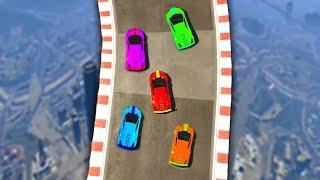 CRAZY NEW TINY RACERS MINI-GAME! (GTA 5 Funny Moments)
