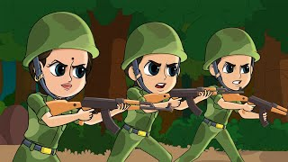 Nanha Munna Rahi Hun - 15 August Song - FunForKidsTV - Hindi Rhymes