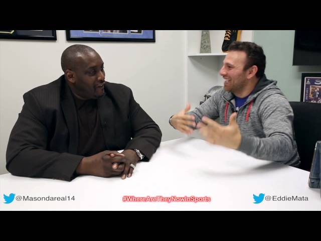 NY Knicks Anthony Mason Where Are They Now In Sports (Full Interview)