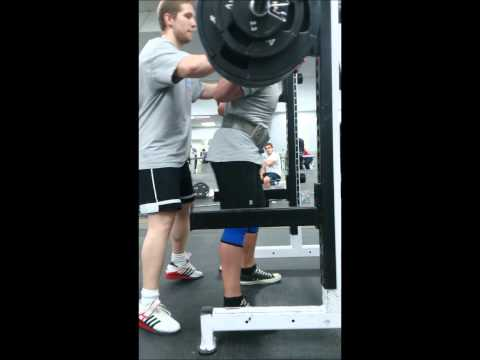 Heavy Squats & deadlifts (01/03/2014) Image 1