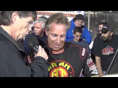 Williams Grove Speedway 410 Sprint Car Victory Lane 04-17-15