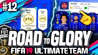 WEEKEND LEAGUE REWARDS! KRANKE UCL INVESTS! 2 MILLIONEN COINS! 💰⚽ FIFA 19 Road to Glory #12