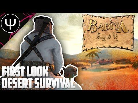 Badiya — First Look — Desert Survival Game!