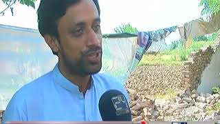 Aftab Mohmand report for 24 News Pk 71 and health situation