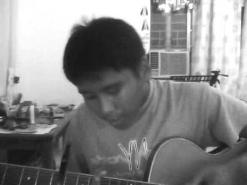 Mark Anthony F. Atienza Singing Heaven By Bryan Adams