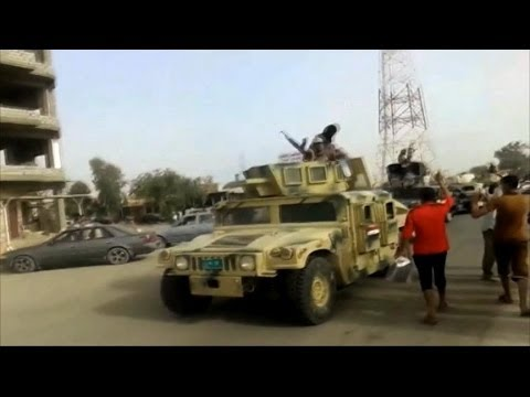 Militants Take Iraq's Largest Oil Refinery