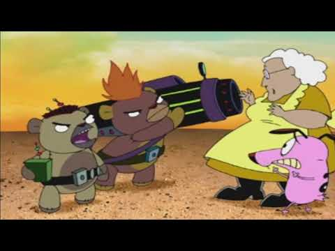 Why Courage the Cowardly Dog is the Best Cartoon