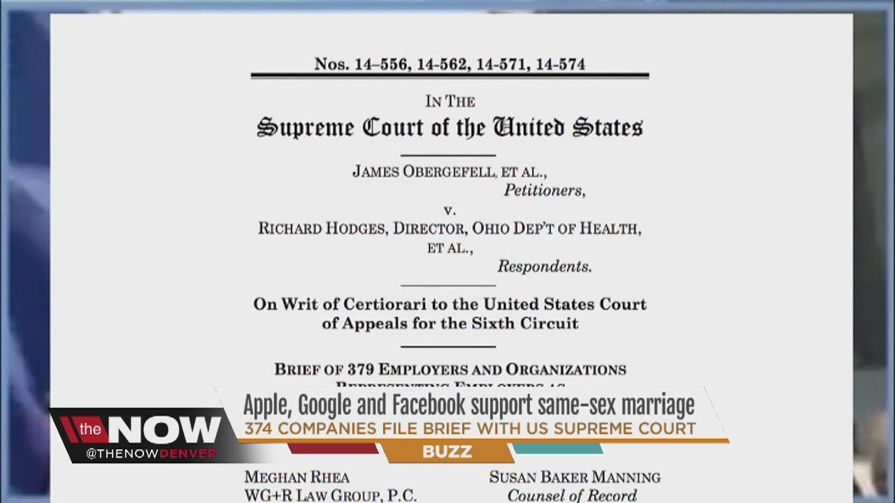 Apple Marriage Equality Behind Marriage Equality