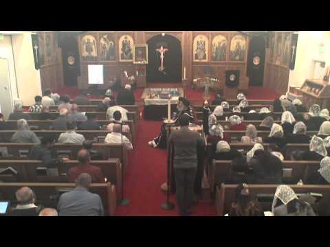 Thursday of Holy Pascha 2014