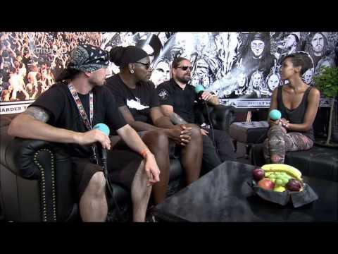 Sepultura Live Wacken 2012