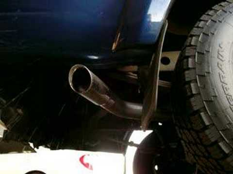 Toyota Tundra Magnaflow exhaust Video