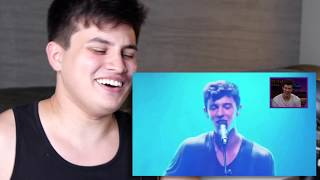 "Vocal Coach Reaction to ""Shawn Mendes Reacts to His Voice Cracks"""