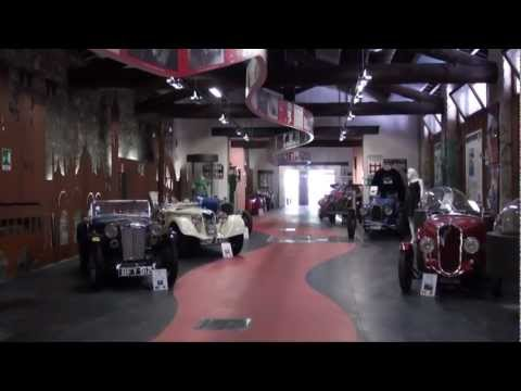 Mille Miglia Museum in Brescia with European Driving Tours