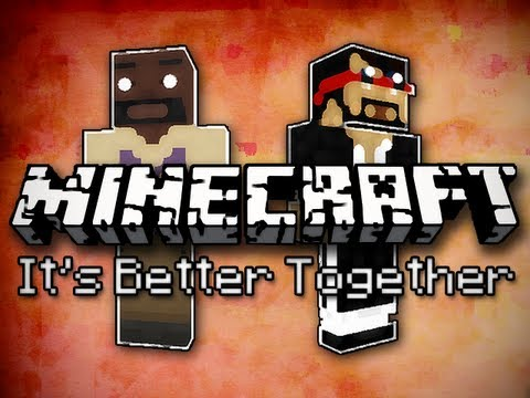 Minecraft: It's Better Together w/ Mark Part 4 – Fear of Peanut Butter