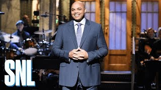 Charles Barkley Athletes Monologue - SNL