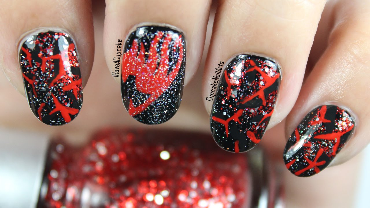 Anime Nail Art Fairy Tail
