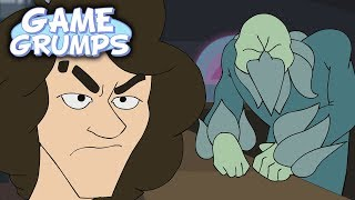 Game Grumps Animated - Vulture Bartender - by Ryslife