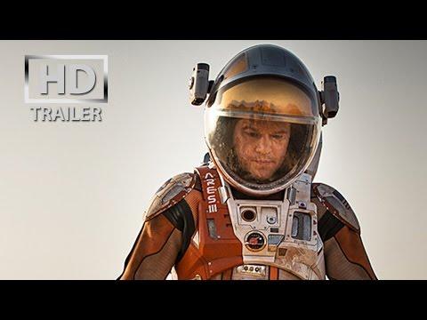 The Martian   official trailer #1 US (2015) Matt Damon Ridley Scott
